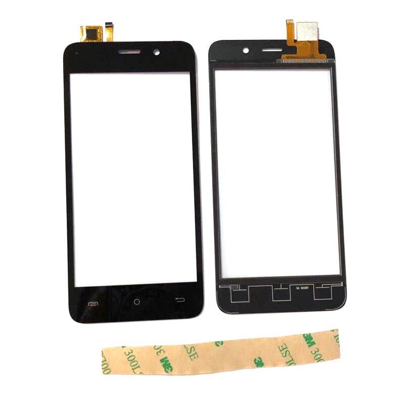 Bq 携帯 BQ-4585 キツネ表示 BQ4585 BQ 4585 タッチスクリーンセンサーガラスデジタイザ送料無料で 3 メートルのステッカー