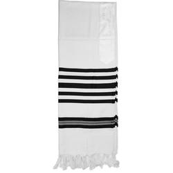 Funklouz High Quality Messianic Jewish Wool Tallit Talit Prayer Shawl Scarf Men Women 600g 140x180cm