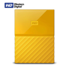 Western Digital My Passport HDD 4TB  USB 3.0 Portable External Hard Drive Disk