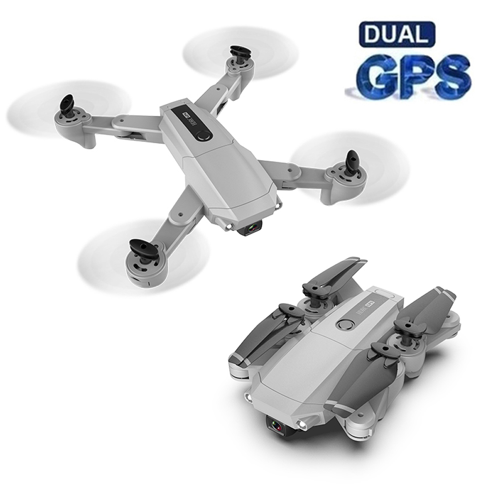 RC Drone with 4K HD Dual Cameras 5G Wifi GPS Wide-angle Aerial Photography Ultra-long Life Four-axis remote control Quadcopter