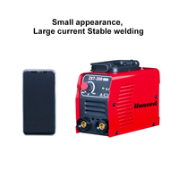 Honeed Home Intelligent 220V Small Mini Portable All Copper Inverter DC Welder