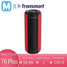 Tronsmart Element T6 Plus динамик$12 купон 40 Вт TWS SD TF портативный Bluetooth IPX6 Водонепроницаемый Открытый Портативный мини-динамик