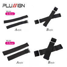 Wig Elastic-Band Sewing Spandex Black Length Rubber for Wide-40mm 4cm