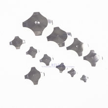 10 pces cruz forma metal dome reset switch 5 6 7 8.4 10 12 14 16 20mm micro interruptor de membrana spst momentâneo ligar/desligar impulso tátil