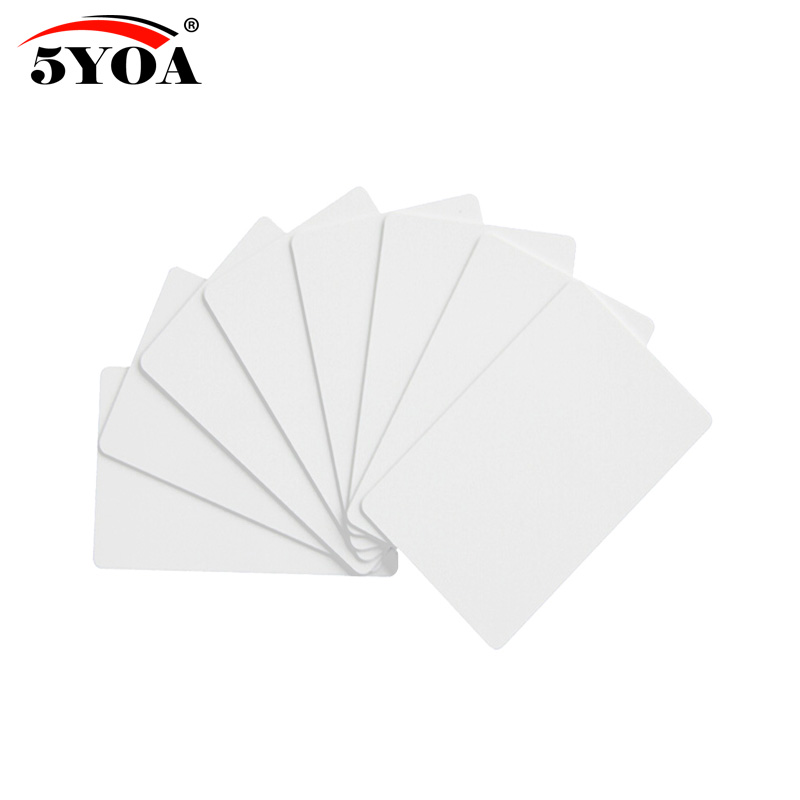 10pcs/Lot Access Control Cards for Contactless Transmission of Data Compatible with RFID Reader