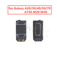 2 Stuks Voor Samsung Galaxy A20/30/40/50/70 A750 M20 M30 Oortelefoon Ontvanger Oor Speaker Mobiele telefoon Vervanging Reparatie Onderdelen