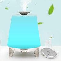 Wohnkultur Smart Ultraschall Aromatherapie Ätherisches Öl Aroma Diffusor Musik Luftbefeuchter Nachtlicht Hause Dekoration Zubehör E-in Luftbefeuchter aus Haushaltsgeräte bei