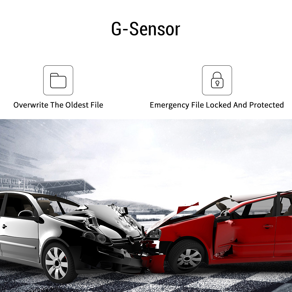 24H Parking Monitor Car Cam Recorder