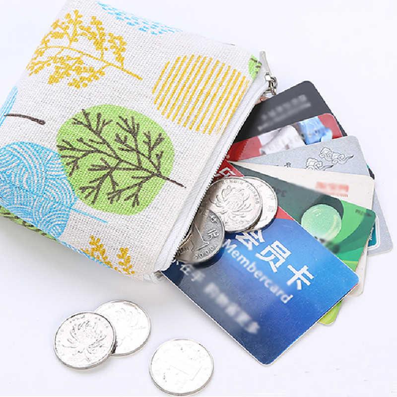 Dễ Thương Hàn Quốc Đơn Giản Ví Đựng Tiền Xu Trẻ Em Đổi Bé Gái Nhỏ Ví Vải Bao Tiền Di Động Chìa Khóa Túi Đựng Thẻ Cho trẻ Em