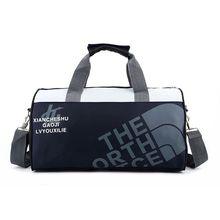 Travel Nylon Storage Luggage Large Capacity Shoulder Duffle Bag Handbag Organize