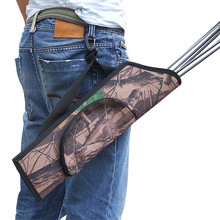 Hunting Quiver Back Hip Waist Bag  Bow Holder Outdoor Bow Quiver hunting Bag