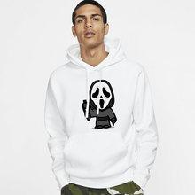 Vogue halloween horror jason hoodie harajuku men hip hop sweatshirt