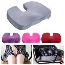 Orthopedic Coccyx Seat for Office Chair Cushions Seat Pad Me