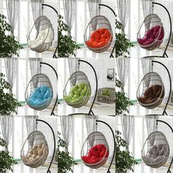 Swing Hanging Basket Seat Cushion Thicken Hanging Chair Pad For Home Decor Throw Pillow Floor Cushions Mats