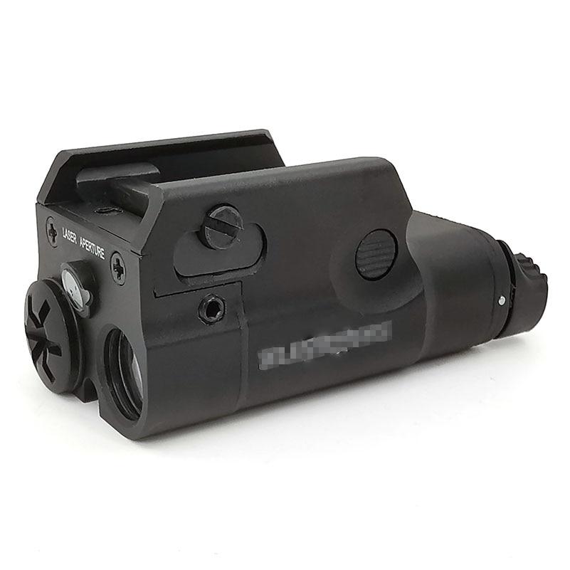 Tactical SF High Red dot Laser Pistol Gun Light Weapon Light Flashlight MINI LED White Hunting Airsoft For GLOCK 20mm-0