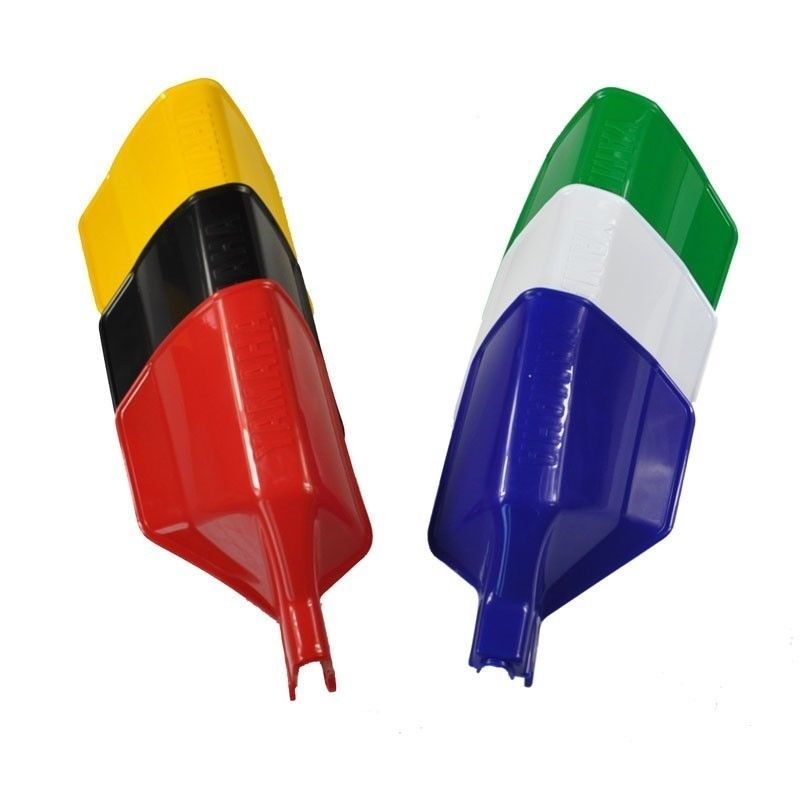 LOPOR One Pair Plastic Brush Handguard For Yamaha XT350 XT600 XTZ750 Tenere 750 600 660Z TT350 TT600 Six Colors Tenere  660
