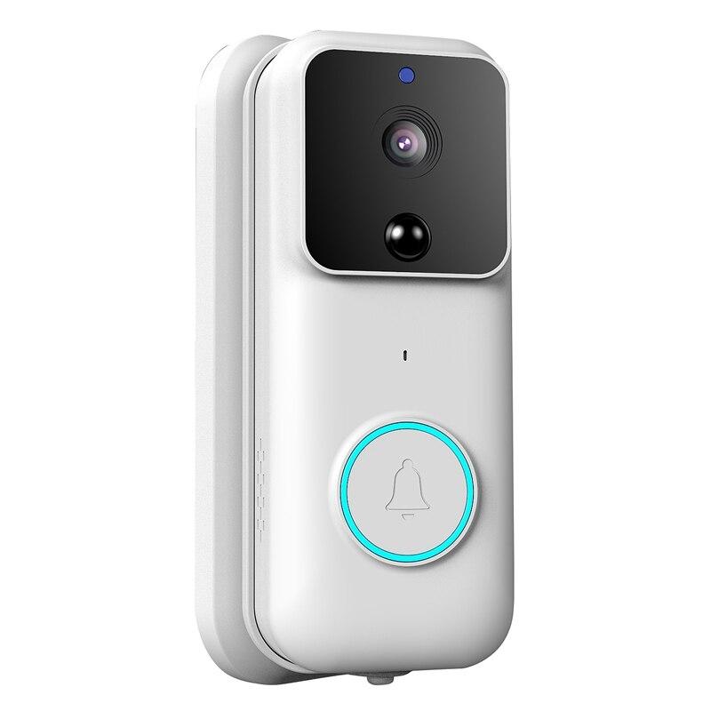 B60 Intelligent Video Doorbell Wireless WiFi Intercom Video Doorbell Camera Remote Video Surveillance Camera