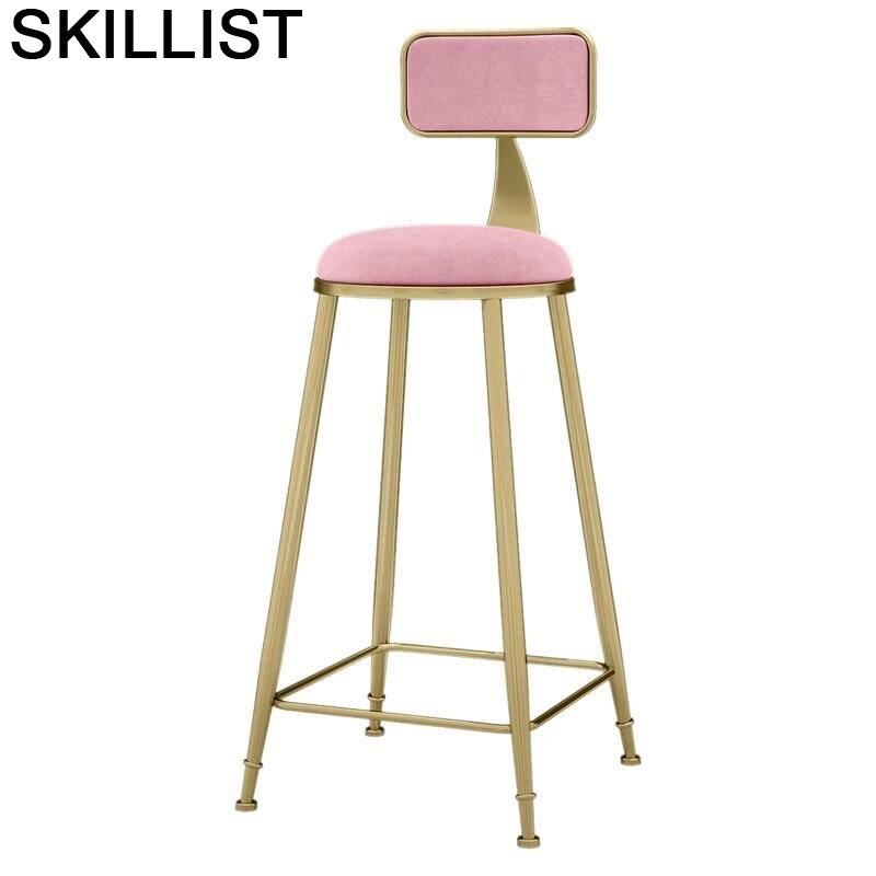 Sgabello Cadir Tabouret De Comptoir Table Hokery Barstool Banqueta Para Barra Taburete Silla Stool Modern Cadeira Bar Chair