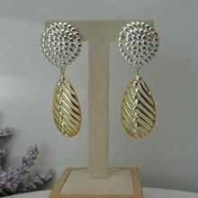 Yuminglai boucles doreilles brésiliennes, Design populaire, boucles doreilles goutte, FHK9033