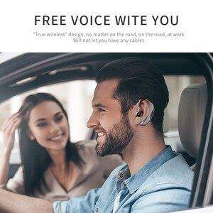 Image 5 - Polvcdg F600 Draadloze Hoofdtelefoon Drive Bluetooth Haak Handsfree Stereo Mic Oortelefoon Oordopjes Voor I12 Tws Pro Voor Iphone Samsung