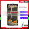 High Quality LCD Display For Motorola MOTO Droid Turbo XT1254 Touch Screen Replacement With Frame For Moto Maxx Screen XT1225