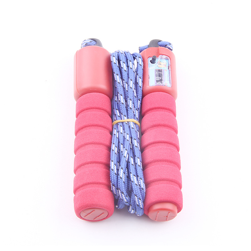 Children Jump Rope Fitness Adult Aerobic Sports Count Only Young STUDENT'S Unisex Pattern Game Kindergarten Gift