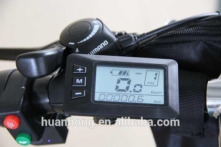 YTL 350W складной электрический велосипед 48V 10AH 21 скорость в наличии Продажа встроенного колеса Скрытая батарея 26 дюймов для взрослых