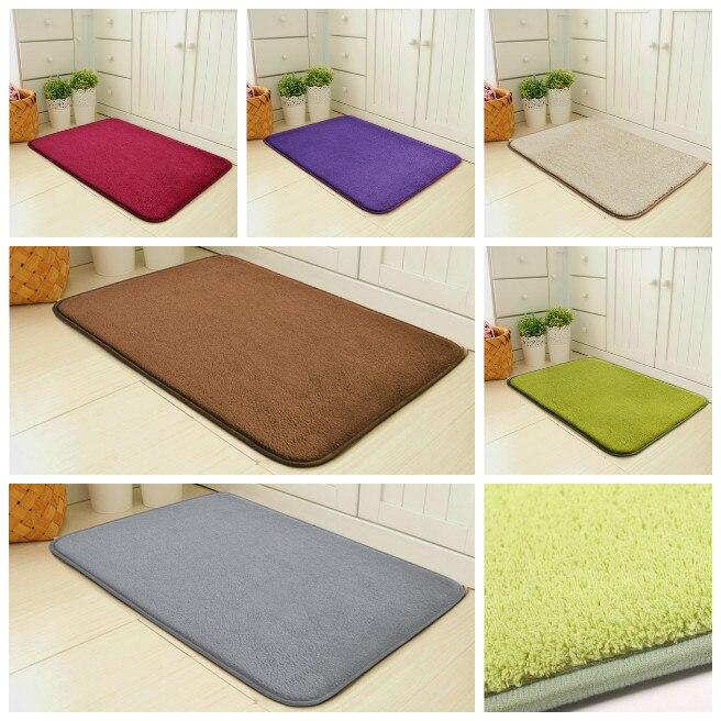 Newly Magic Non Slip Door Mat Dirts Trapper Indoor Super Absorbent Doormat MK