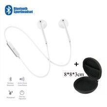 Universal esportes fones de ouvido 3.5mm fone de ouvido bluetooth fones de ouvido estéreo com microfone para samsung para huawei para xiaomi
