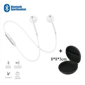 Image 1 - Écouteurs de sport universels 3.5mm dans loreille Bluetooth écouteurs écouteurs stéréo casque avec micro pour Samsung pour huawei pour Xiaomi