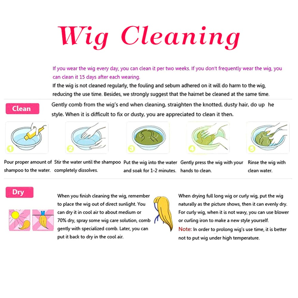 wig cleaning66