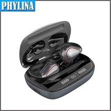 TwsイヤフォンbluetoothヘッドフォンT20防水ビジネススポーツイヤホンbluetooth 5.0ヘッドセットヘッドフォンとマイク