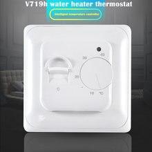 Электрическая система напольного отопления ручной регулятор