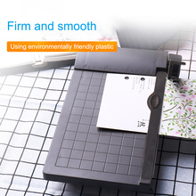 Paper-Trimmer Guillotine Cutting Office-Stationery Portable-Machine Photo-Paper Ruler