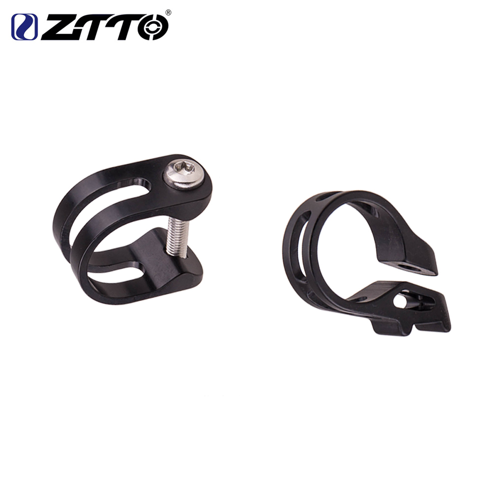 ZTTO MTB Guide Code Lever Brake Clamp mount 22.2 High strength Thread lock Clip shifter Clamp XX1 GX X1 X0 MatchMaker X adapter