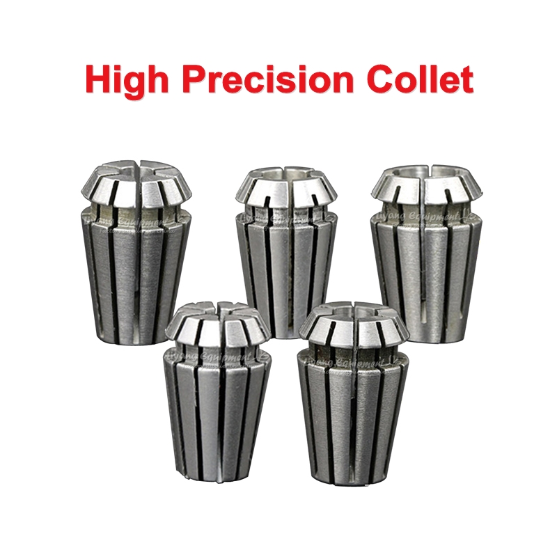 High Precision CNC ER11 Collet 1/8 Inch 65M Stuff Super 0.008mm 1MM 2MM 3MM 4MM 5MM 6MM 7MM 3.175MM