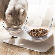 Cão de estimação gato de alimentação lenta proteger a espinha tigela de proteção potável tigela de estômago saudável dupla tigela de alimentos cão acessórios para grandes
