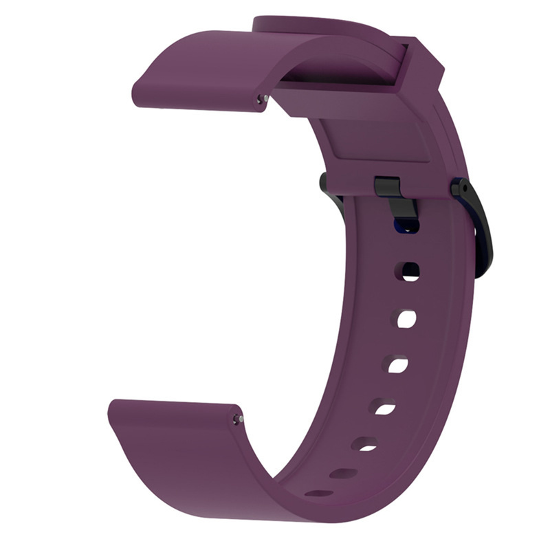 Silicone-Sport-Strap-for-Xiaomi-Huami-for-Amazfit-Bip-Smart-Watch-20MM-Replacement-Band-Bracelet-Smart (4)