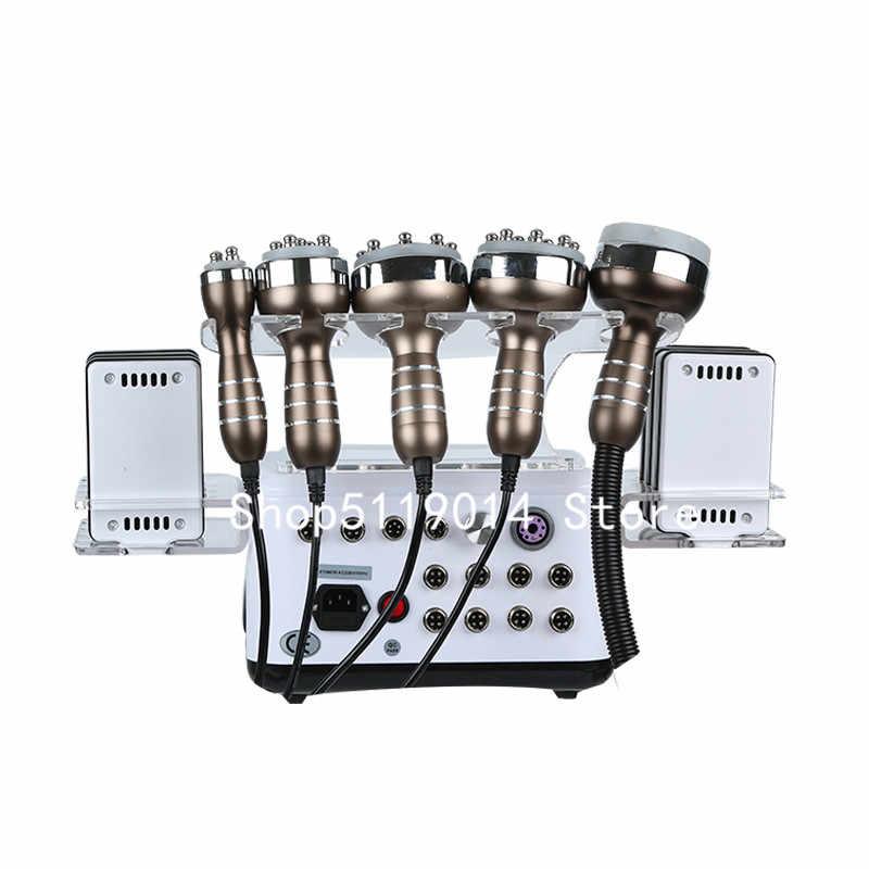 Портативное вакуумное кавитационное RF Lipolaser устройство для похудения тела для домашнего и салонного использования