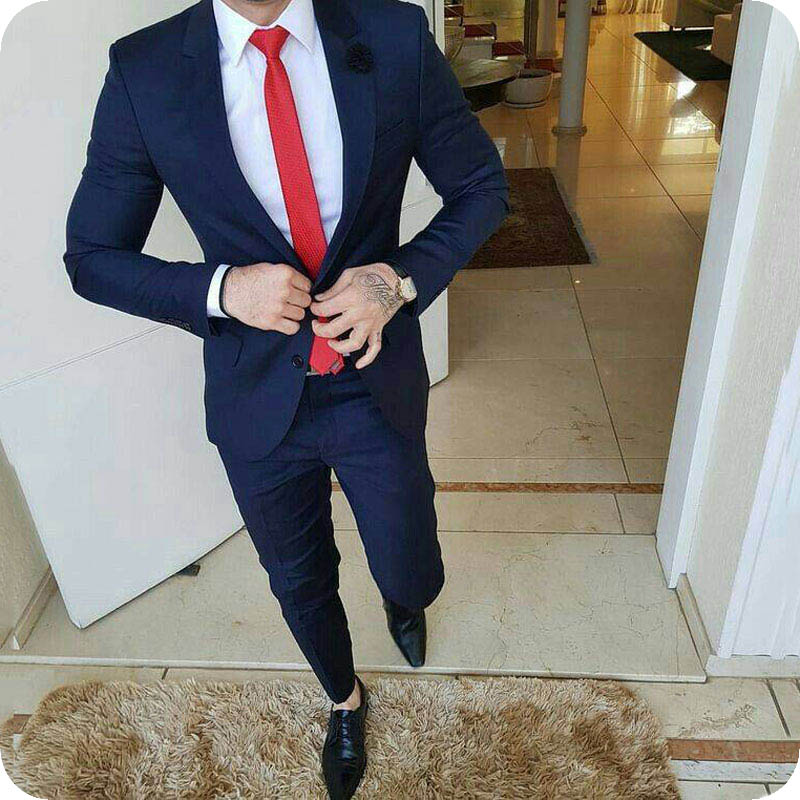 celebration : 2020 New Men Suit Costume Jackets Blazers Vests Mens Set Tailor-Made For Wedding Business Casual Groom Singer Party Christmas