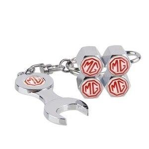 Для MG Логотип Автомобильные аксессуары авто колеса шины колпачки обода наклейка для morrisgarues MG3 MG5 MG6 MG7 TF ZR ZS 3SW Morris 3