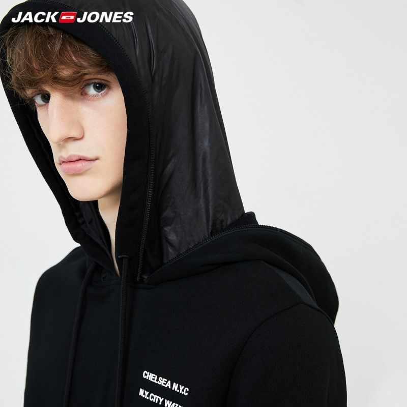 JackJones 남자 스포츠 스웨터 까마귀 스웨터 219333516