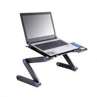 Многофункциональный портативный диван ноутбук стол эргономичная Мобильная подставка для ноутбука для кровати складной ноутбук стол с ков...