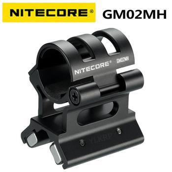 NITECORE GM02MH szybkie odłączanie mocowanie korpusu magnetycznego do latarek nadaje się do NITECORE SRT7GT MH40GTR MH12GTS P12GTS tanie i dobre opinie CN (pochodzenie)