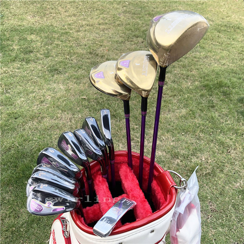 New Golf Club Women's Golf Clubs Set Maruman Majesty Prestigio 9 Golf Complete Set Free Shipping
