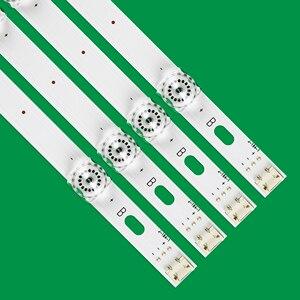 Image 4 - Novo kit 8 peças led strip substituição para lg lc420due 42lf652 42lb500 innotek drt 3.0 42 polegada a b 6916l 1710a 6916l 1709a 42lb620v