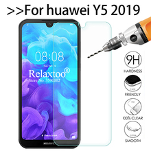 Safety Glass For huawei y5 2019 Screen Protector tempered Glass on huawe 5Y Y 5 2019 Y52019 AMN LX1 AMN LX1 protective Glas Film