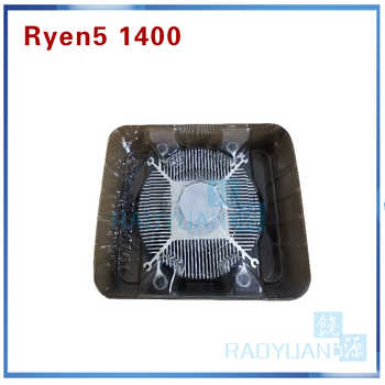 New AMD Ryzen 5 1400 R5 1400 R5-1400 3.2 GHz Quad-Core CPU Processor YD1400BBM4KAE Socket AM4 with cooling fan
