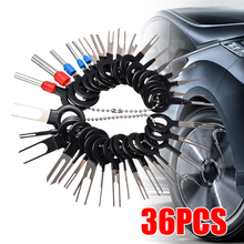 Mayitr 26 шт./компл. инструмент для снятия автомобильной клеммы разъем проводки экстрактор для контрольного штыря аксессуары для автомобиля механический ремонт