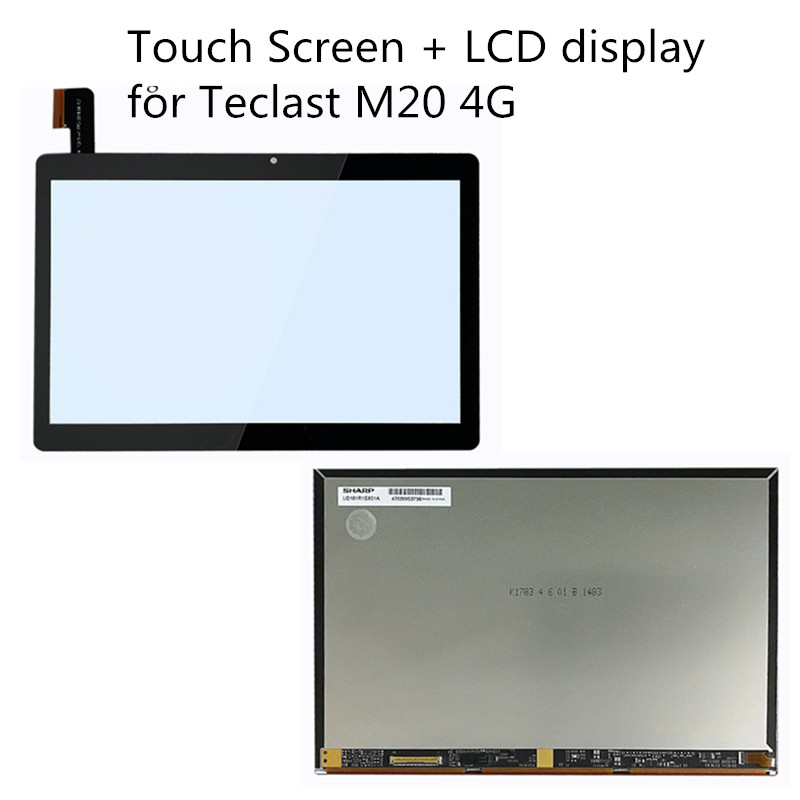 New 10.1inchTablet LCD Display Touch Screen  For Teclast M20 4G Touch Screen Digitizer